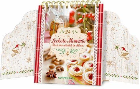 Kalender »24 leckere Momente. Tischkalender«