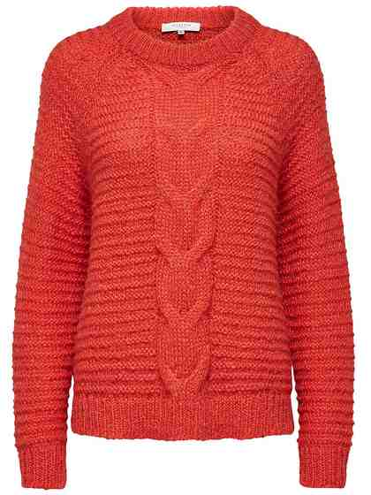 Selected Femme Mohairmix Strickpullover