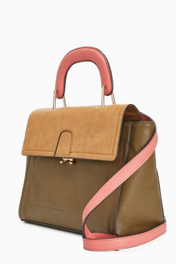 Next Handbag With Carrying Handle