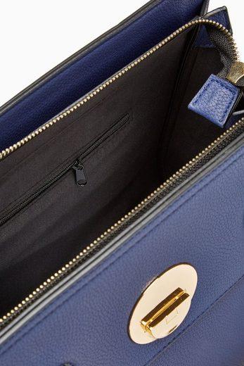 Next Handtasche mit Schließe