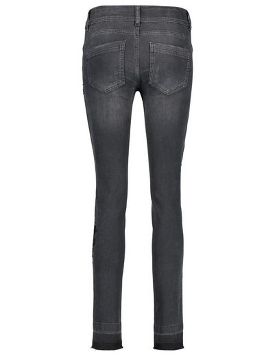 Typhoon Pants Jeans Long Jeans With Application, Skinny Ts