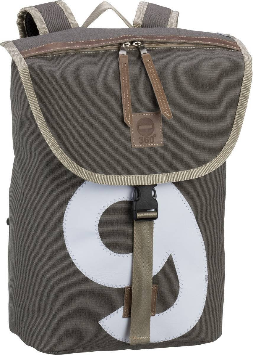 360Grad Rucksack / Daypack »Landgang Mini Rucksack Tweed«