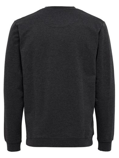 ONLY & SONS Einfarbiges Sweatshirt