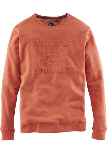 Herren ROADSIGN australia Sweatshirt Barossa City orange | 04051847213524