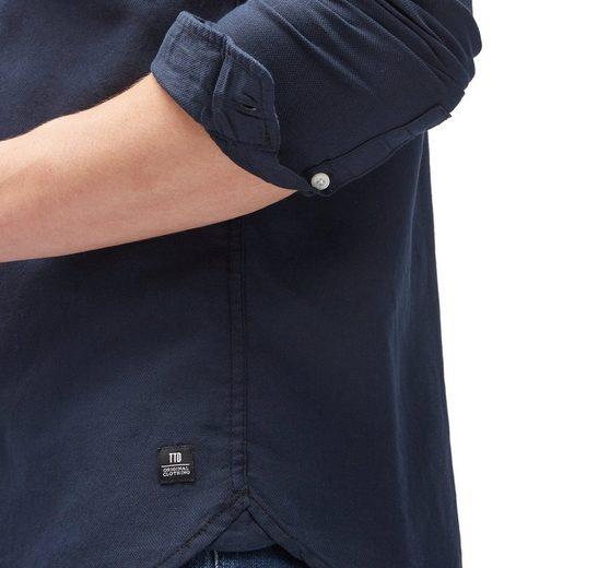 Tom Tailor Denim Hemd mit Brusttasche