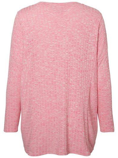 JUNAROSE Langärmeliger Pullover