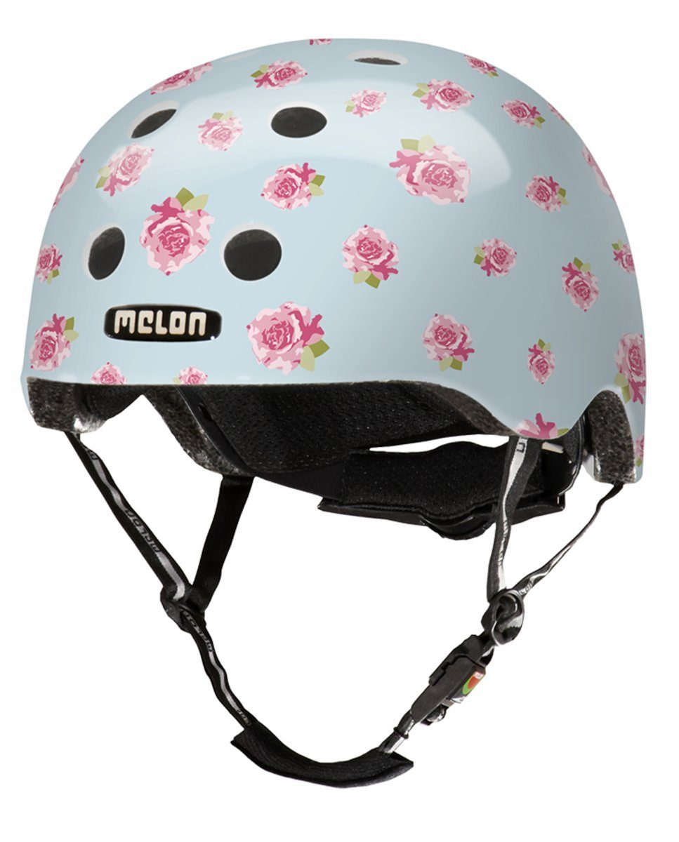 Melon E-Bike Fahrradhelm »Helm Flying Roses (M-L)«