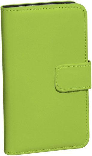 PEDEA Handytasche »Book Classic für Apple iPhone X«
