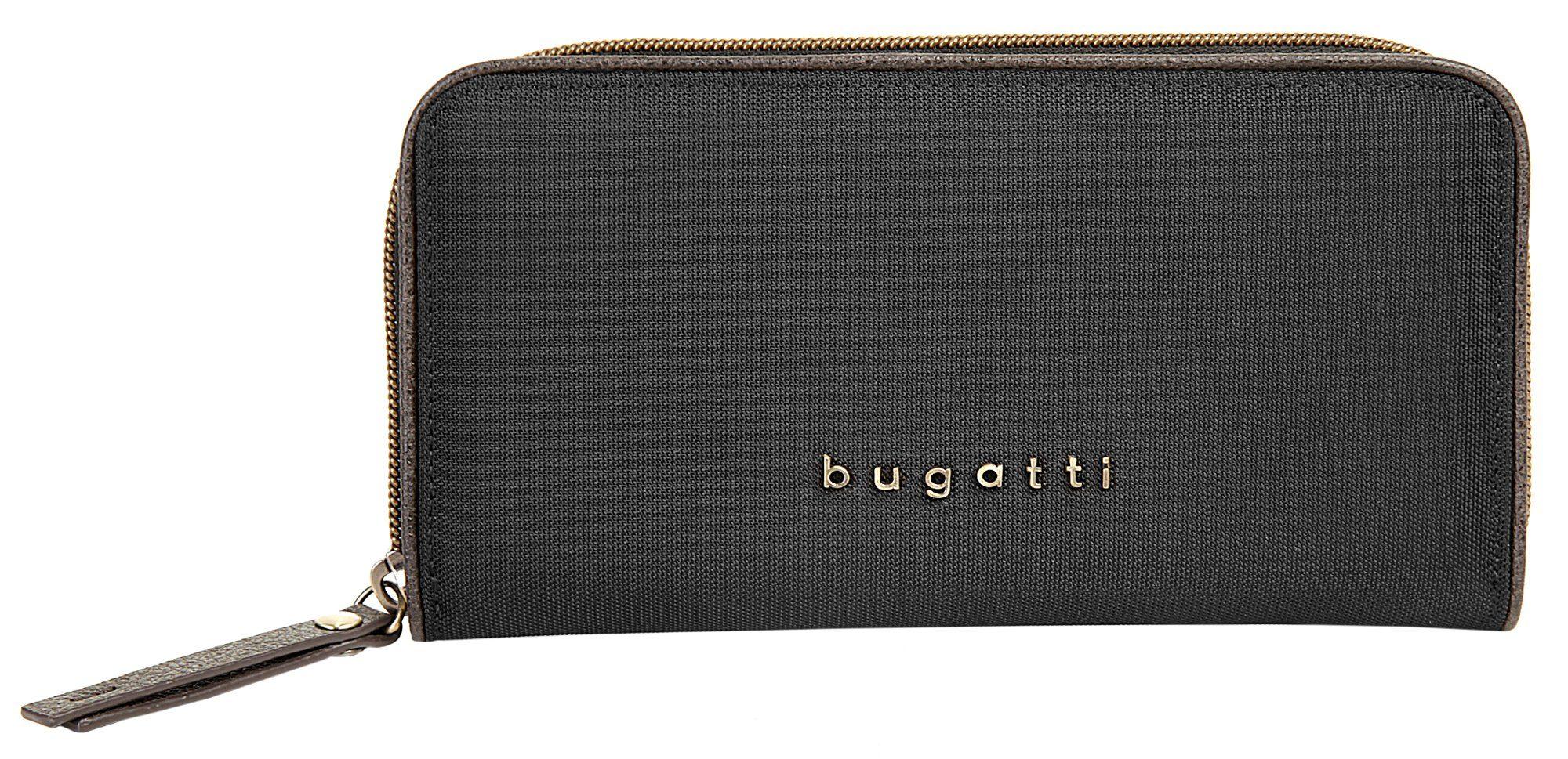 Bugatti Geldbörse »CONTRATEMPO RFID«, Kreditkartenfächer