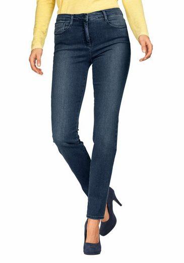 Brax Slim-fit-Jeans, Shakira, leichte Waschung