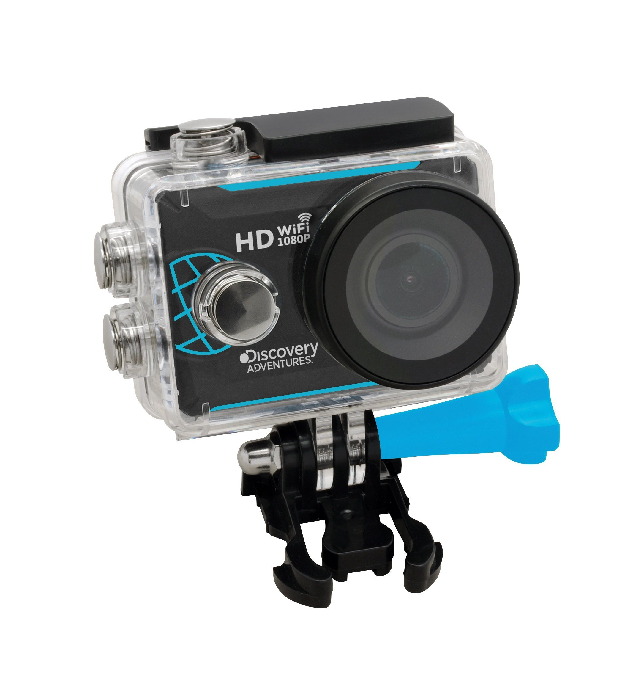 BRESSER Action Cam »DISCOVERY ADVENTURES Full-HD WLAN Action Cam Trek«