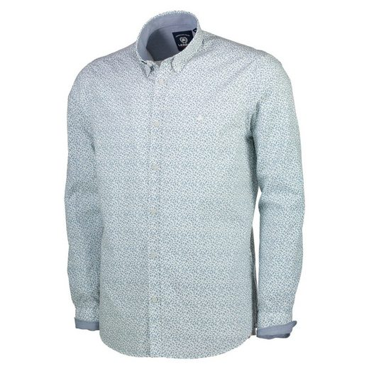 Lerros Long-sleeved Shirt With Graphic Print Sheets