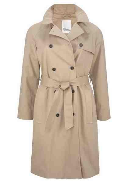 Boysen's Trenchcoat 2-reihig im klassischem Style
