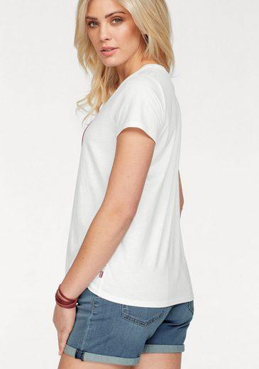 Levi's® T-Shirt Perfekt Tee, Mit Comic Print