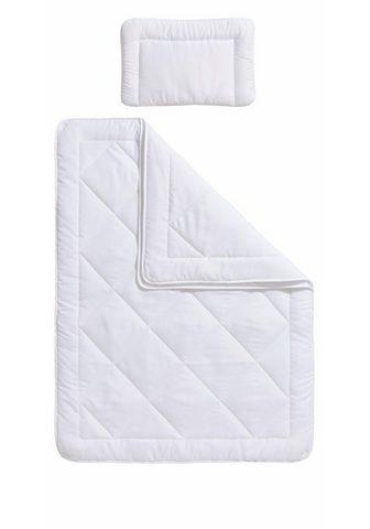 RIBECO Antklodė + pagalvė »Finn« Pilno ilgio