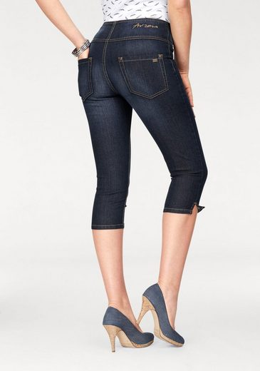 Arizona Caprijeans Shaping, High Waist Power-Stretch