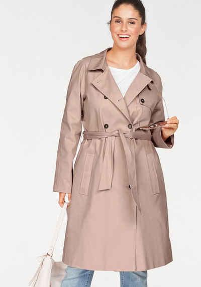 günstig 100% original populäres Design Trenchcoats in großen Größen » Plus Size Trenchcoats kaufen ...