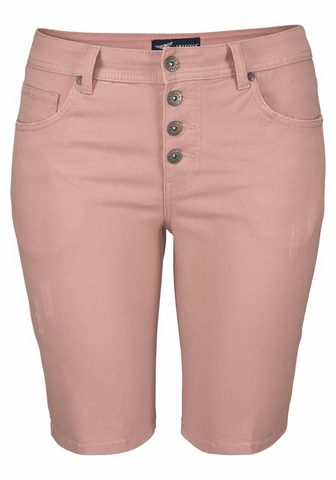 ARIZONA Бермуды джинсовые »mit sichtbare...