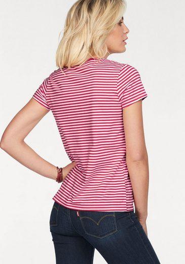 Levi's® T-Shirt Perfekt Pocket Tee, Kleine Tasche auf der Brust