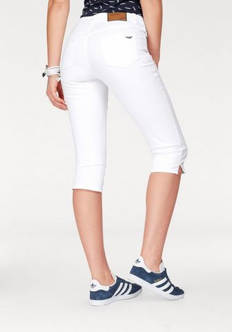 ARIZONA Капри джинсы »mit разрез на Saum...