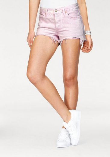 Destroyed Levi's® Shorts« »501 Jeansshorts Look tOqtnBFwa