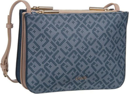Liu Jo Umhängetasche Manhattan Printed Cross Body S