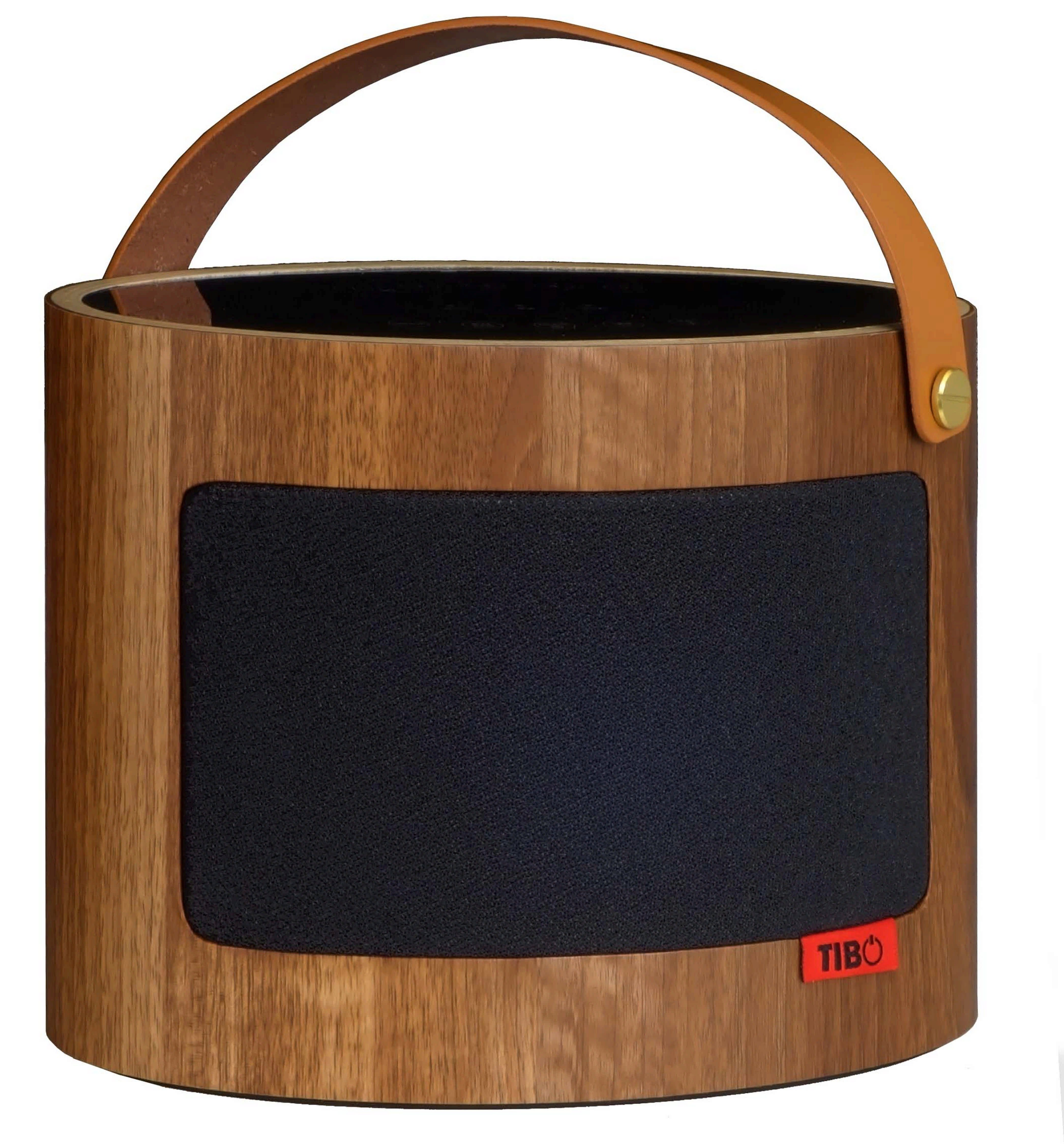 Tibo Tragbarer Hi-Res Bluetooth-, WLAN- & Multiroom Speaker »Vogue 3«