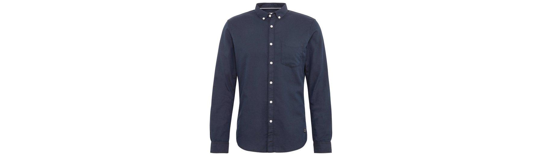 Bestpreis Outlet Billige Qualität Tom Tailor Denim Hemd mit Brusttasche Freies Verschiffen Outlet-Store Rabatt 9lX6xfv