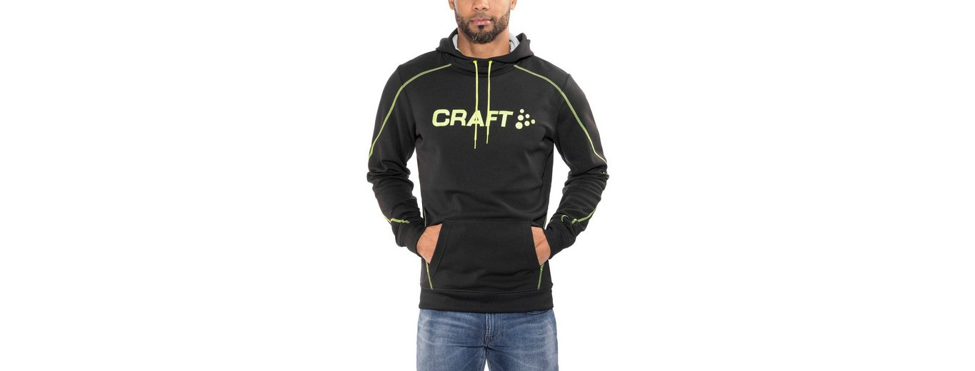 Craft Pullover Logo Hood Men