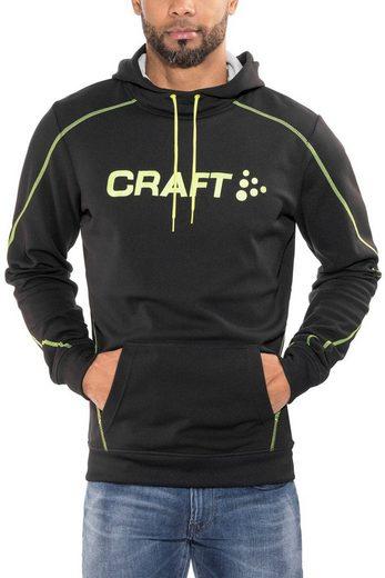 Craft Pullover Logo Hood Men