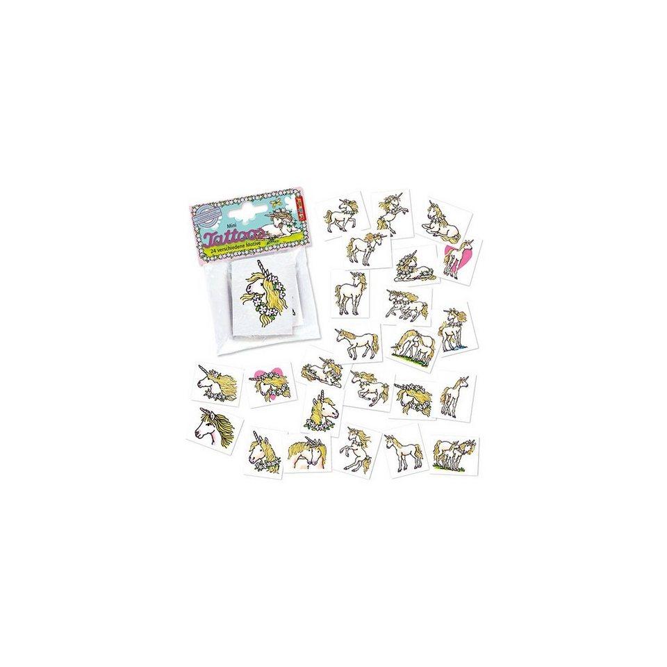 Lutz Mauder Verlag Mini-Tattoo-Set Einhorn, 24-tlg. online kaufen