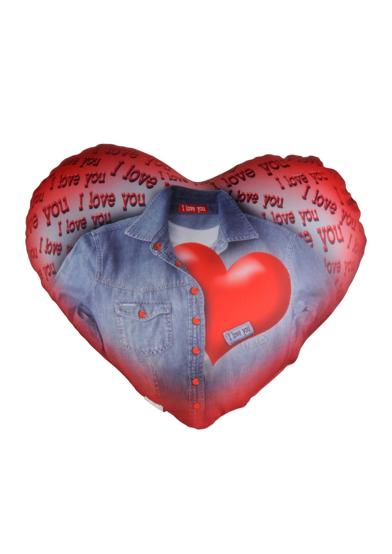 HTI-Living Kissen Valentin »Herz«