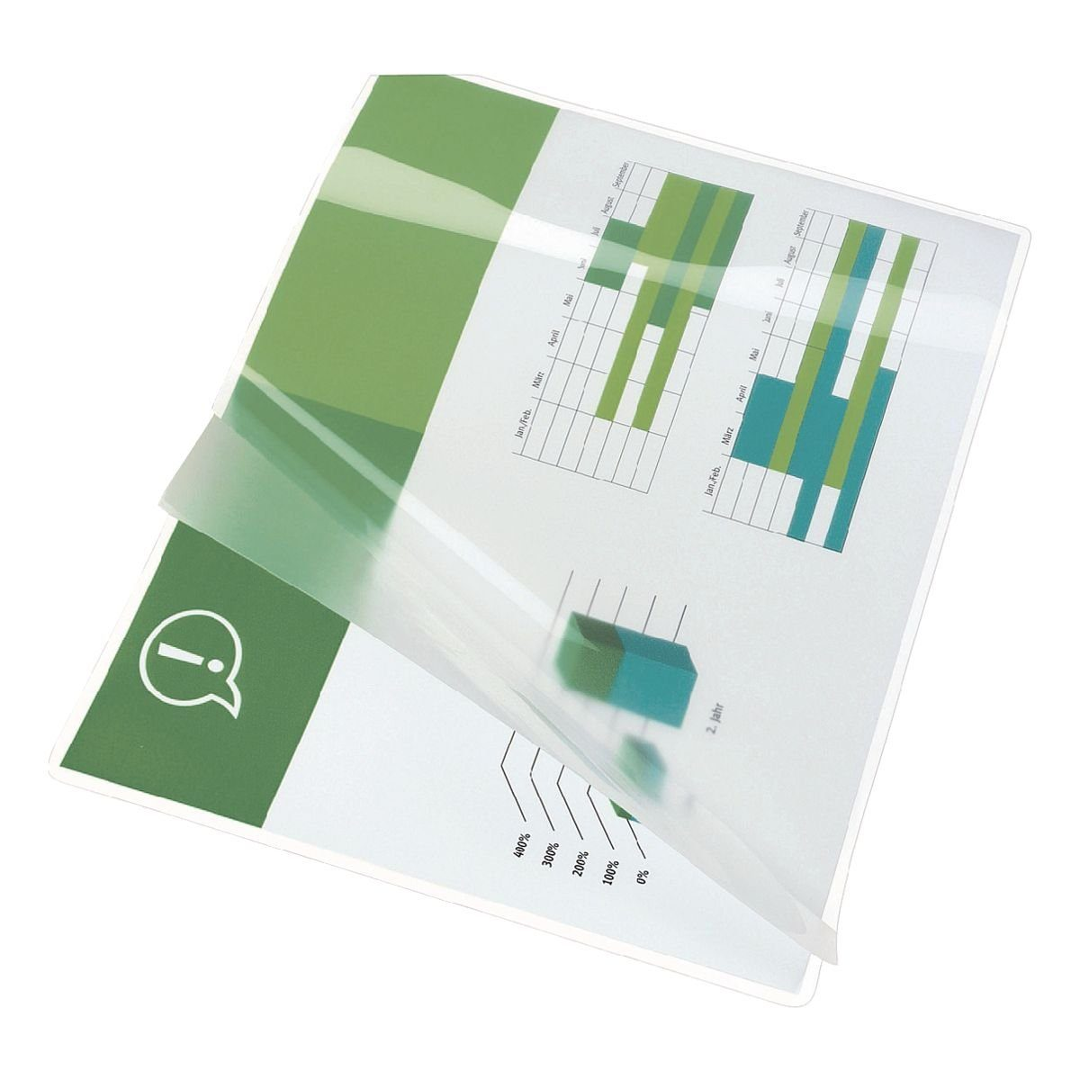 GBC Laminierfolien »Document™ Pouch«