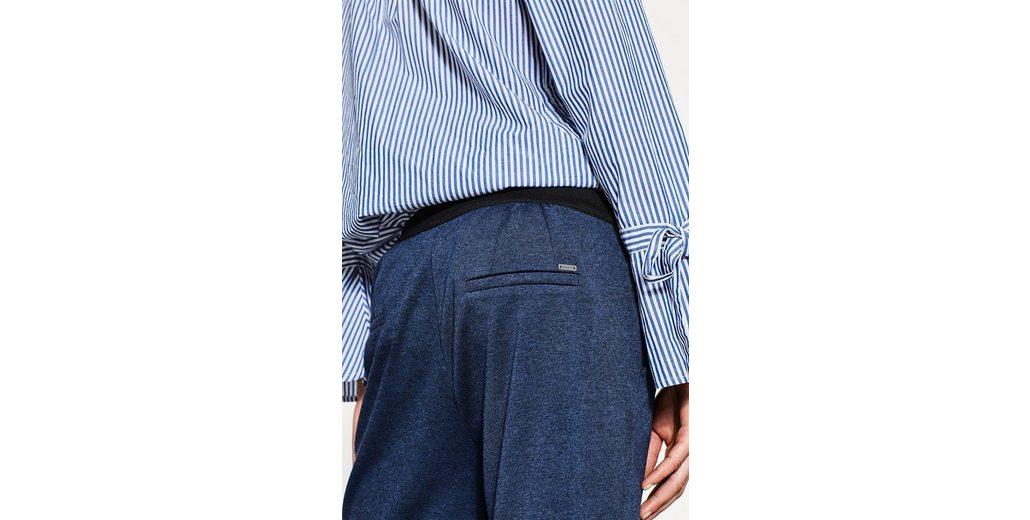 ESPRIT Jogg-Pants aus meliertem Jersey/Stretch Sexy Sport 8vpmkWa