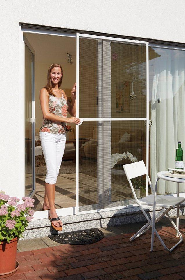 schellenberg insektenschutz schiebet r bxh 120x240 cm wei online kaufen otto. Black Bedroom Furniture Sets. Home Design Ideas
