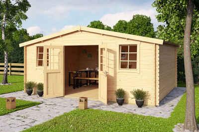 Holz Gartenhaus online kaufen » Holzhaus | OTTO