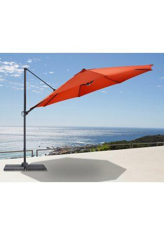 GARTENGUT skėtis »Marbella« Ø 350 cm
