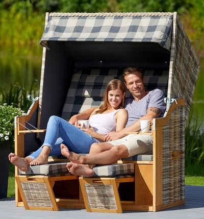 strandkorb balkon einsitzer rugbyclubeemland. Black Bedroom Furniture Sets. Home Design Ideas