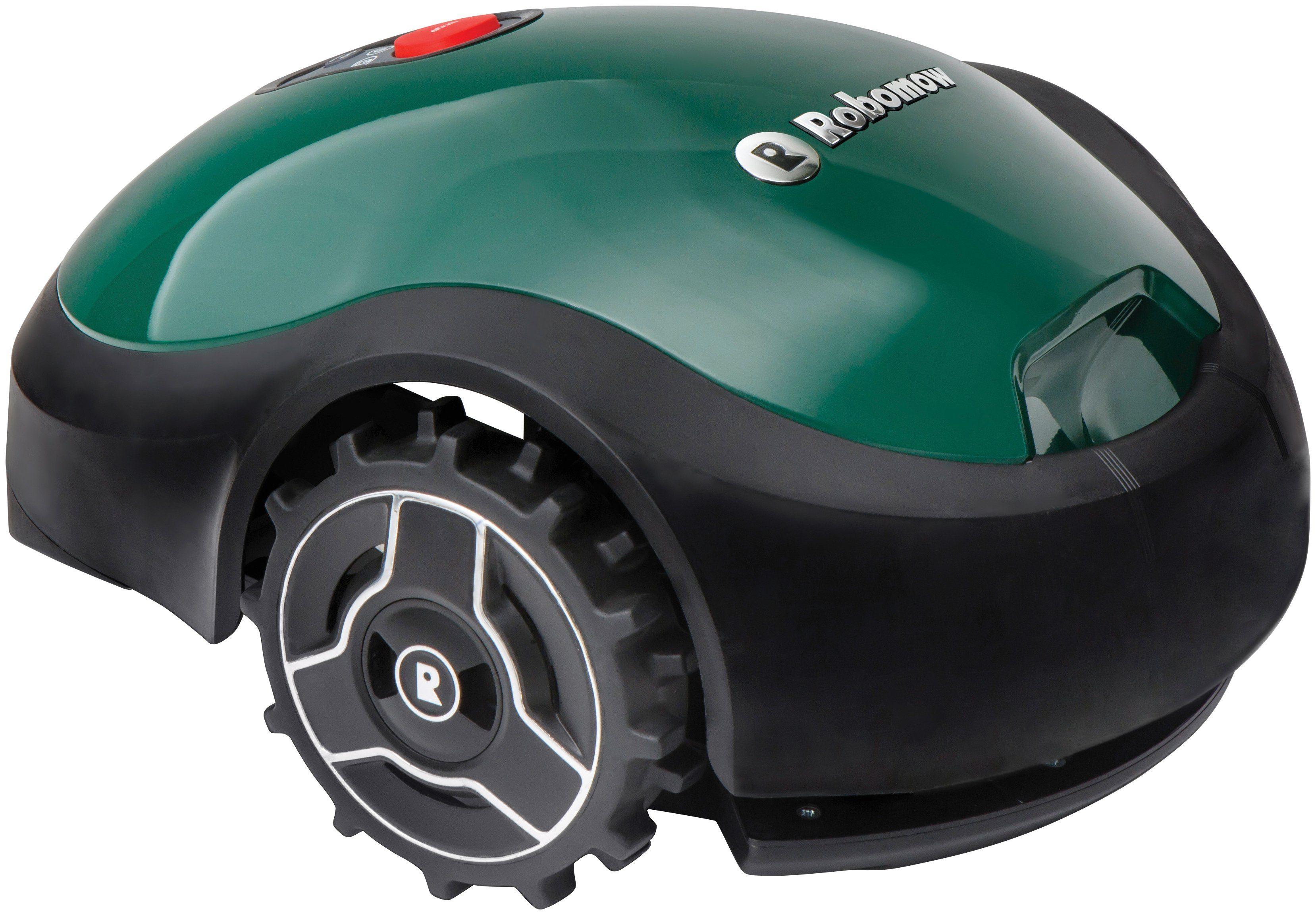 ROBOMOW Rasenmähroboter »Robo-Mow RX12U«, 18 cm Schnittbreite, bis 250 m² Rasenfläche