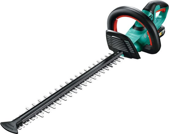 BOSCH Akku-Heckenschere »AHS 50-20 LI«, 50 cm Schnittlänge, mit Akku und Ladegerät