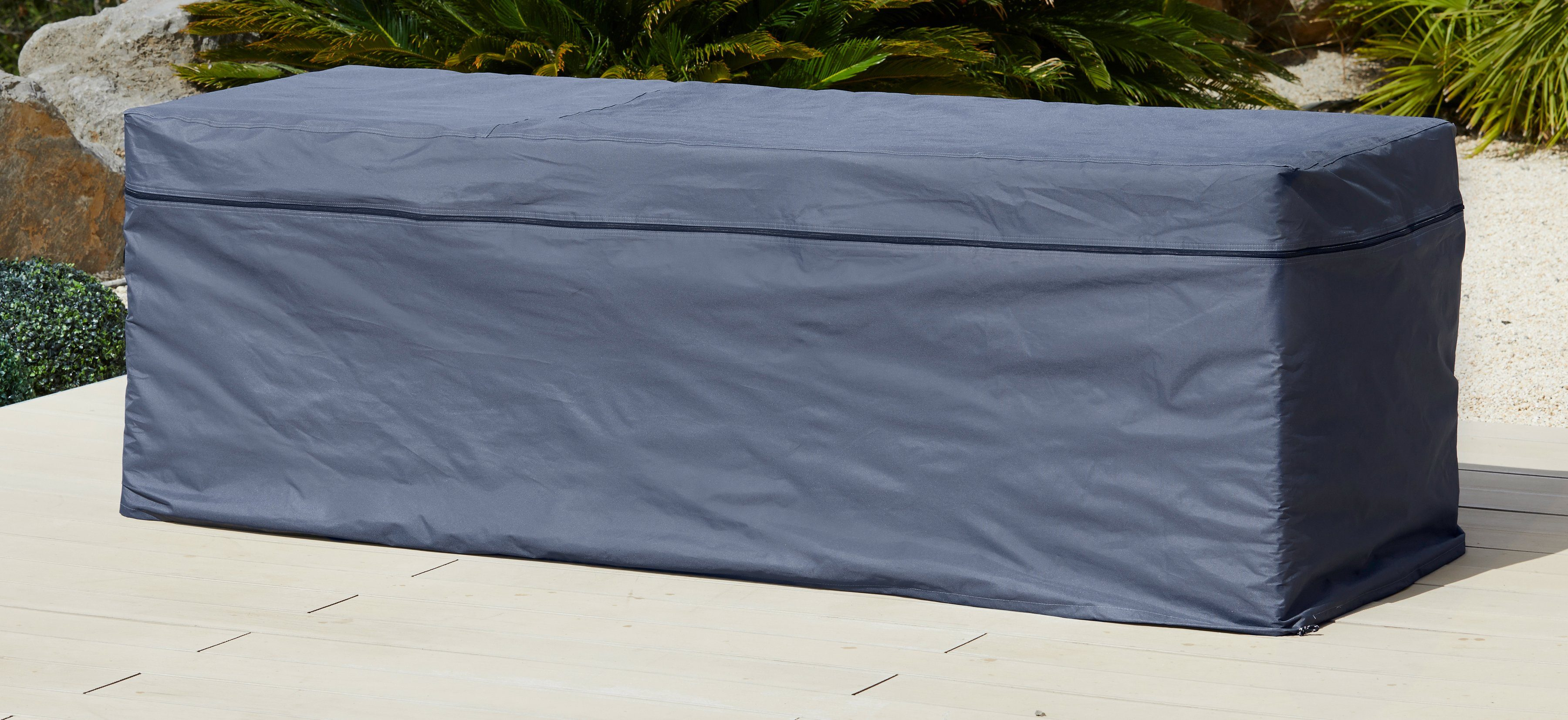 KONIFERA Schutzhülle »Lagos Premium«, Loungeset, 216x75x71/100 cm