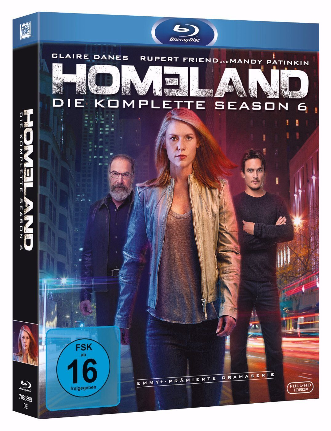 Fox Homeland - Season 6 »Blu-ray«