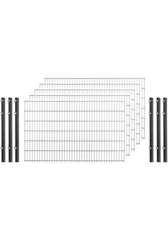 ARVOTEC Tvora 5 Stk. LxH: 10x12 m anthrazit
