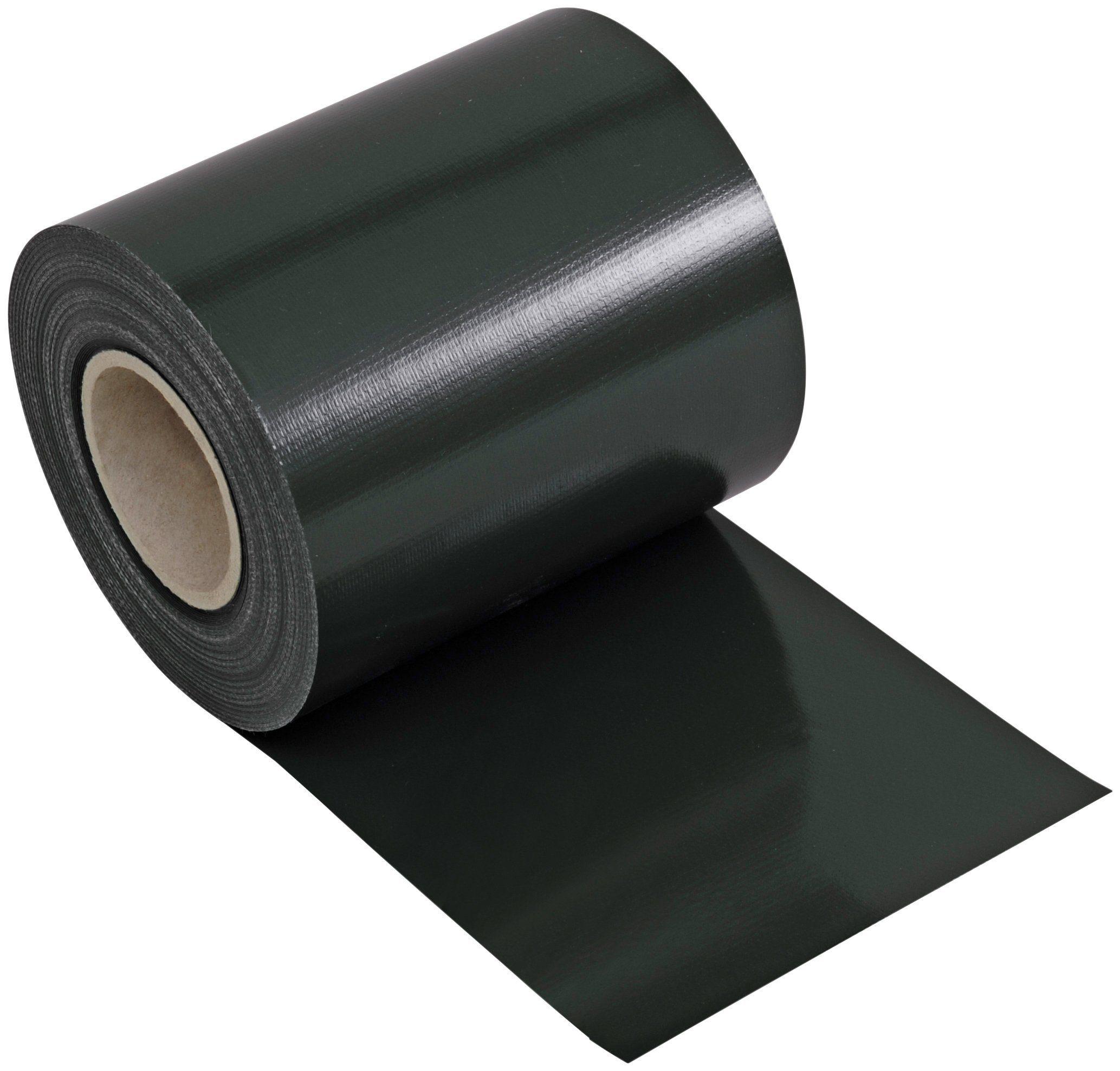 NOOR Sichtschutzstreifen »PVC Zaunblende«, anthrazit, BxL: 19 cm x 35 m