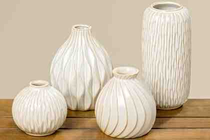 Home affaire Vase »Zalina« (4-tlg.)