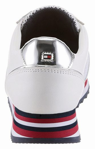 Tommy Hilfiger Angel 3 Sneaker, mit Metallic-Effekt