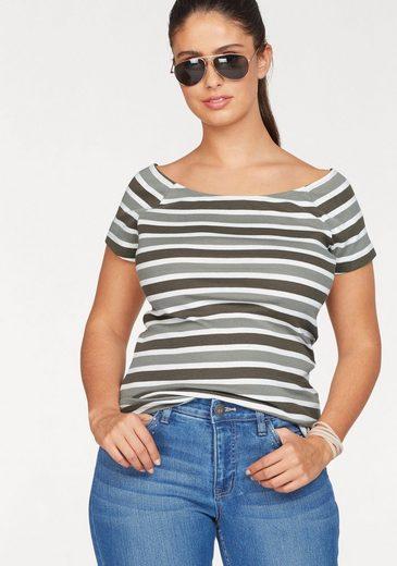 Arizona Carmenshirt »Off-Shoulder« variabel tragbar