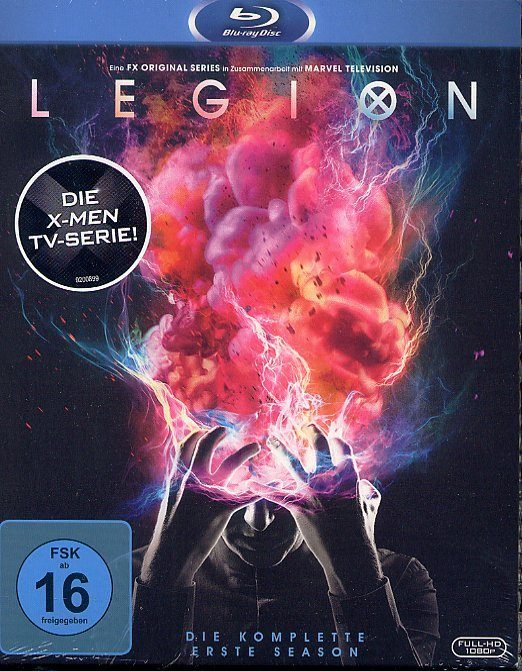 Fox Legion - Season 1 »Blu-ray«