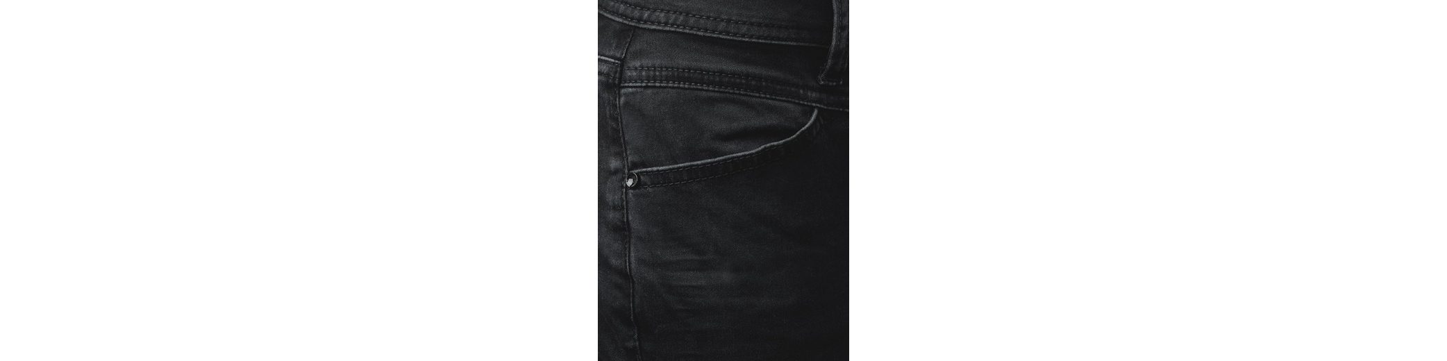 Street One Casual Black Denim Iowa Rabatt Mit Mastercard aZEIQXRIq