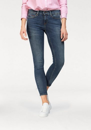 Tommy Jeans Jeans MID RISE SKINNY NORA 7/8 VMBLST